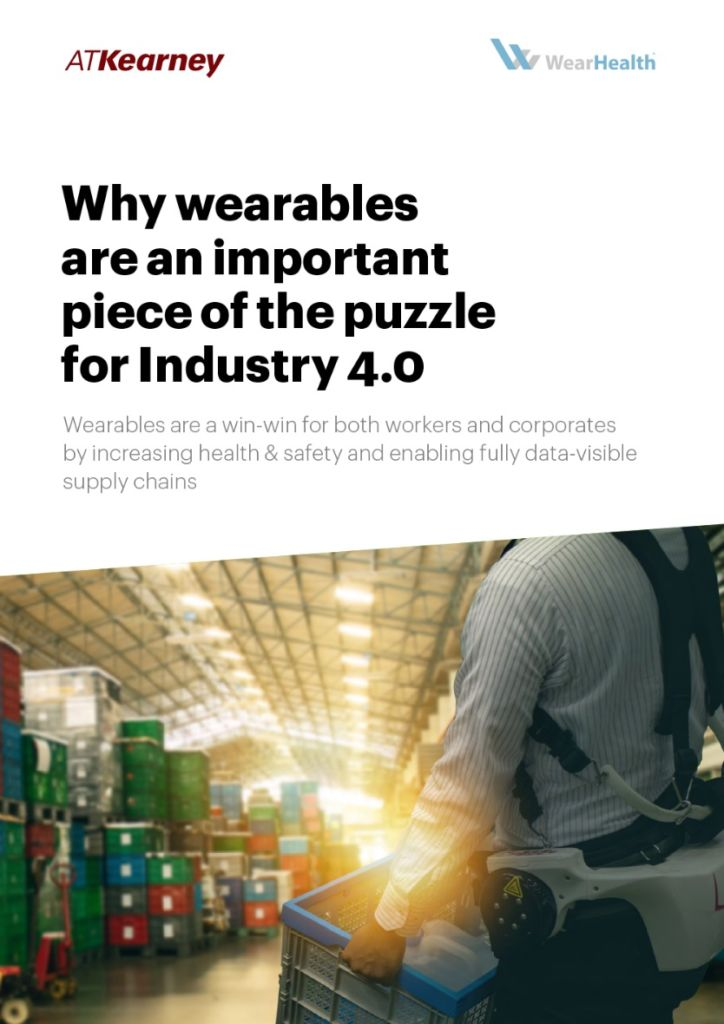 Wearables and Industry 4.0 White Paper